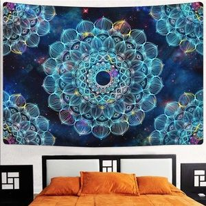 Other - Tapestry Mandala Psychedelic Bohemian